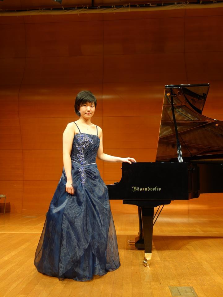 3rd piano recital in Tokyo