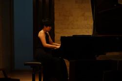 Debut recital in Tokyo