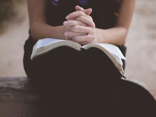 When you pray...