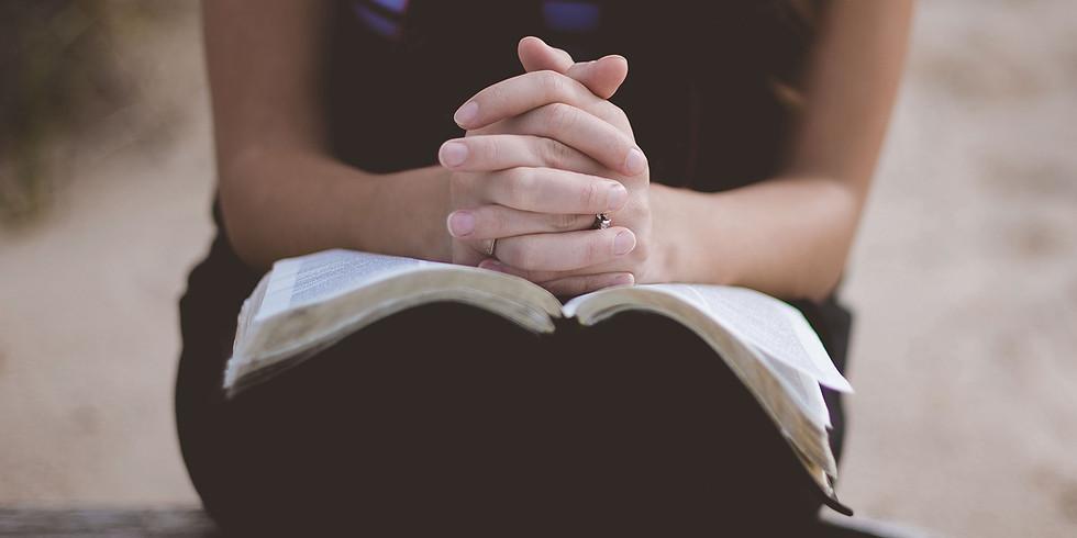 3 Días de Ayuno & Oración