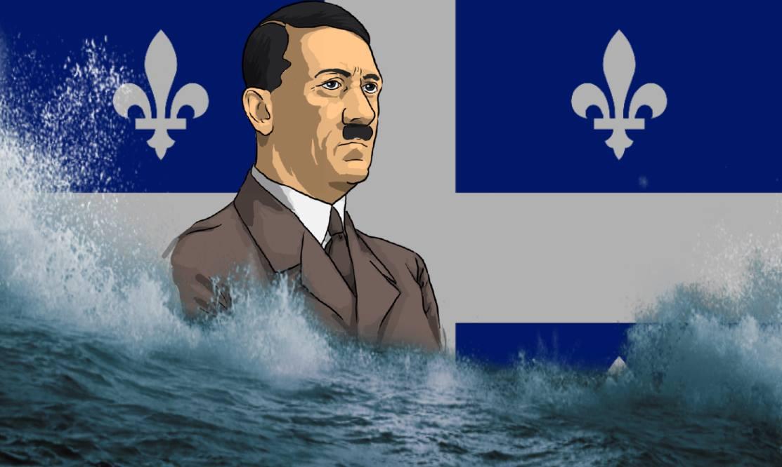 Hitler et le Québec