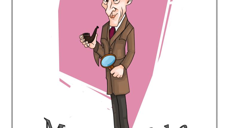 Sherlock Holmes and the mystery of the Aquila Diamond - A parody play script