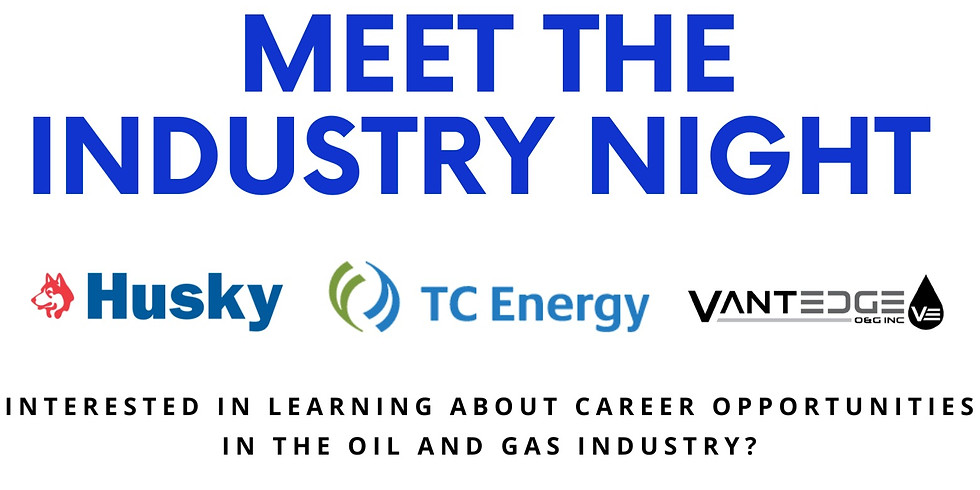 Industry Night: In the Energy Sector