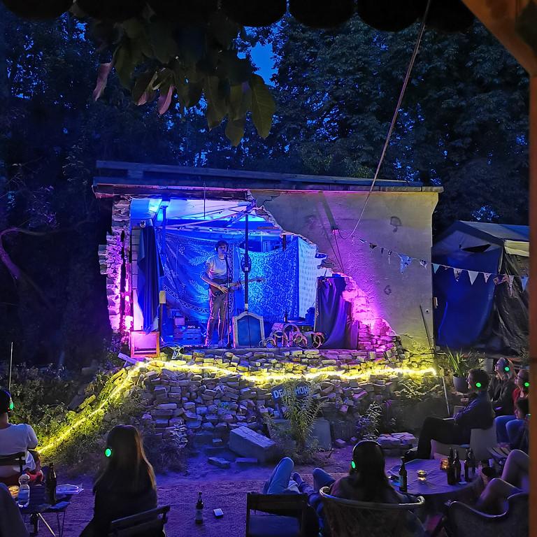 #HiddenGarden Concert // feat. Sissos