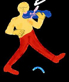 Fiddler by Georgia Lewis