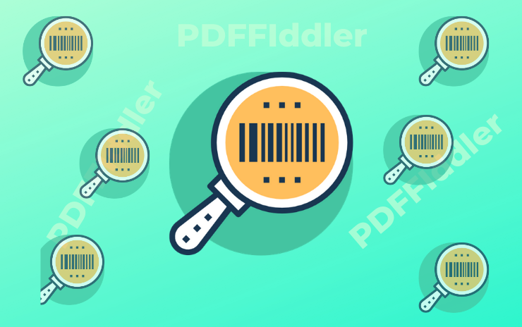 Add Barcode to PDF with PDFFiddler Playground