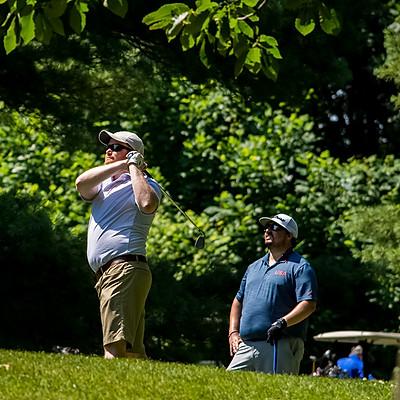 Mustang Sally Golf Tournament
