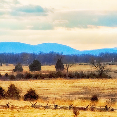 Gettysburg Battlefield, PA