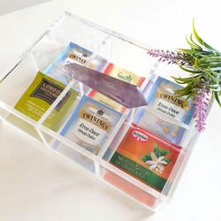 Caixa de Chá - Ametista
