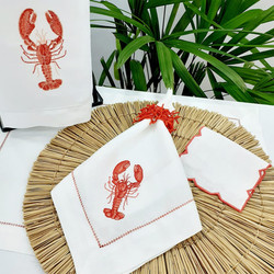Guardanapo Lobster