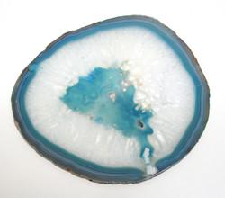Apoio Ágata - Azul Petróleo