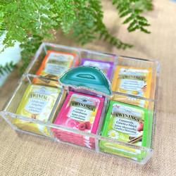 Caixa de Chá - Ágata Verde