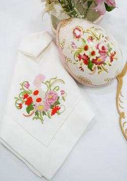 Guardanapo Floral
