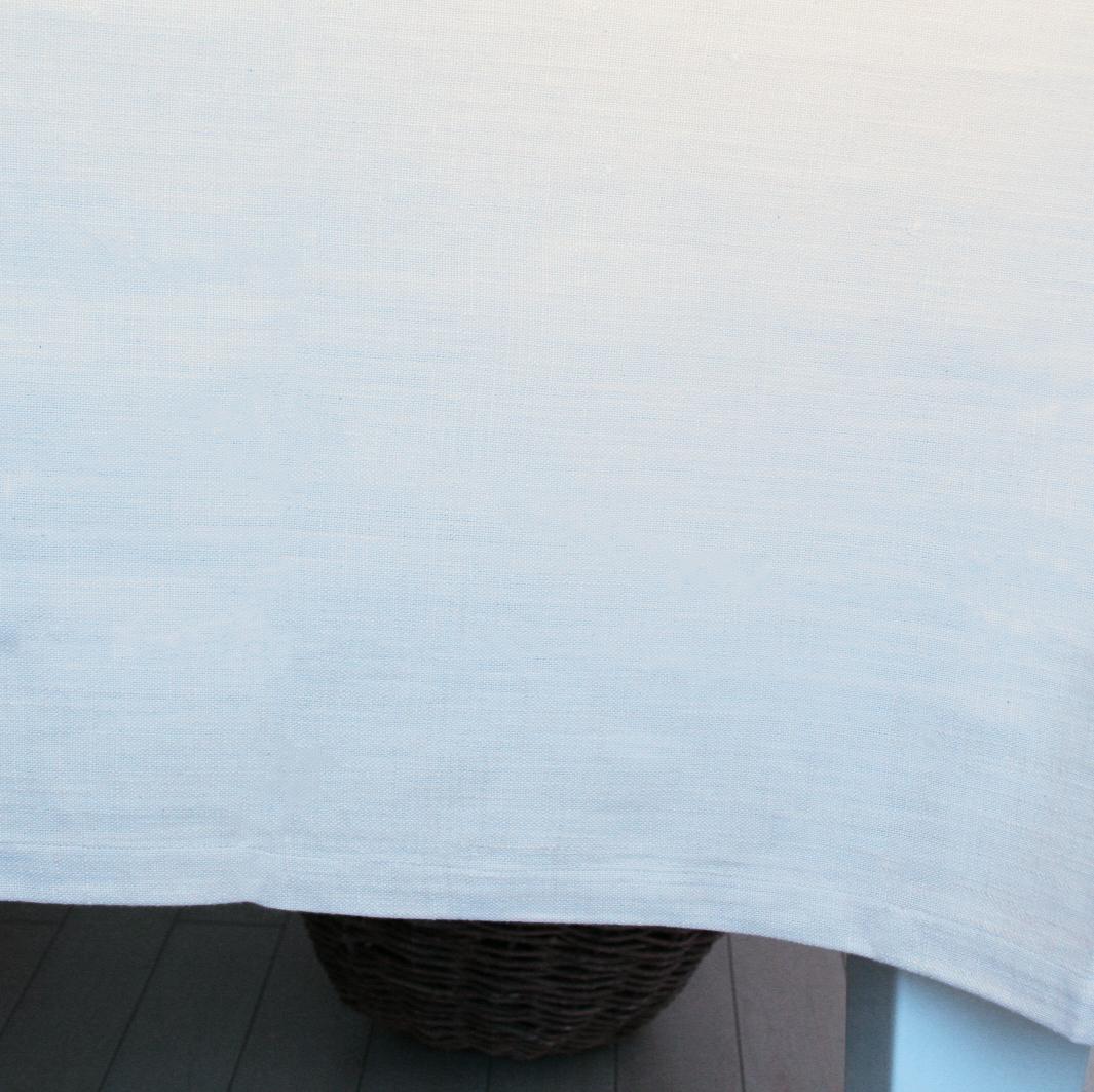 Toalha de Mesa  Bistro - Branco