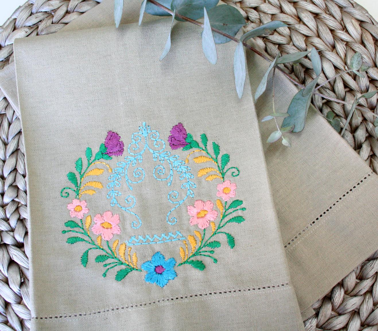 Lavabo Flores Mexicanas