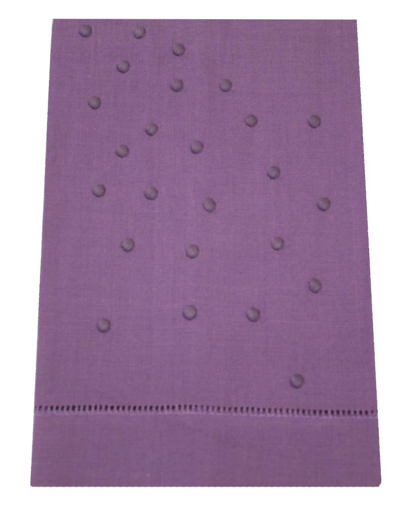 Toalha de Lavabo Pallini - Violeta