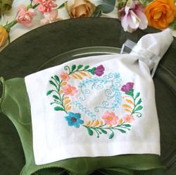 Guardanapo Flores Mexicanas