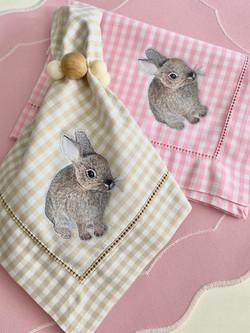 Guardanapo Vichy Rabbit