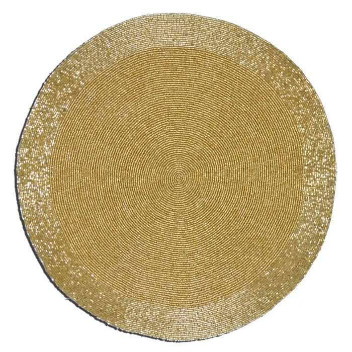 Borda Horizontal - Ouro