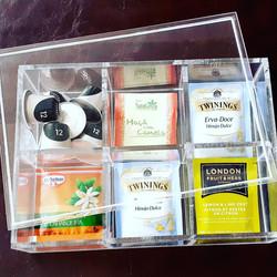 Caixa de Chá S/ Puxador