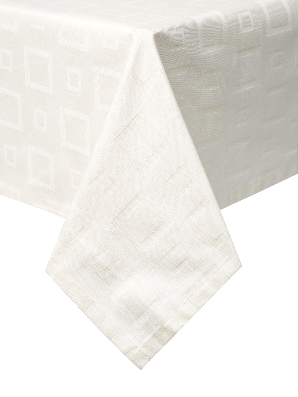 Toalha de mesa Manhatan - Branca