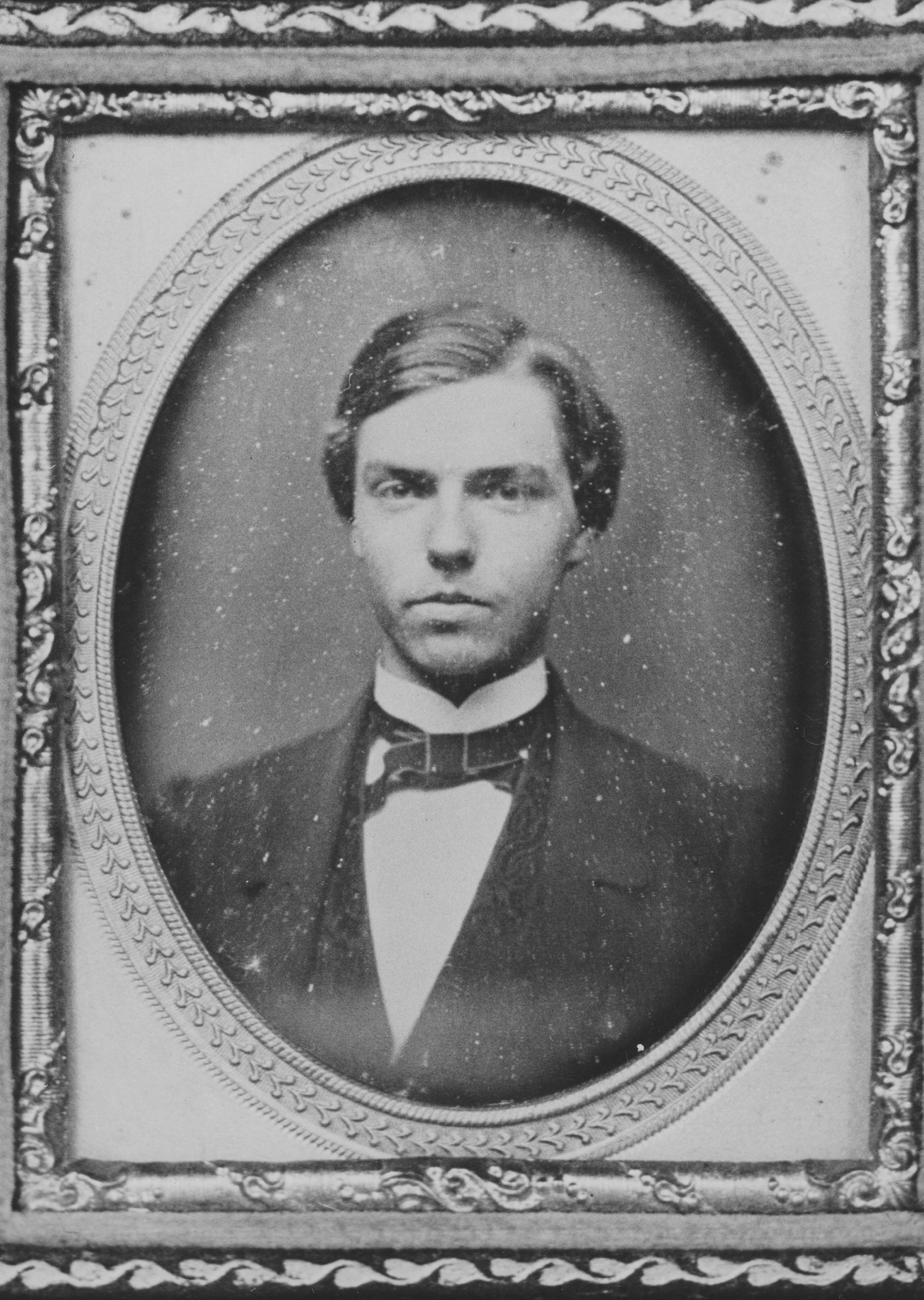 Francis Barnes, father of Hon. Charles P. Barnes