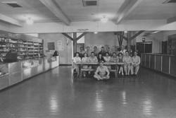 Post exchange POW Camp, 1945.