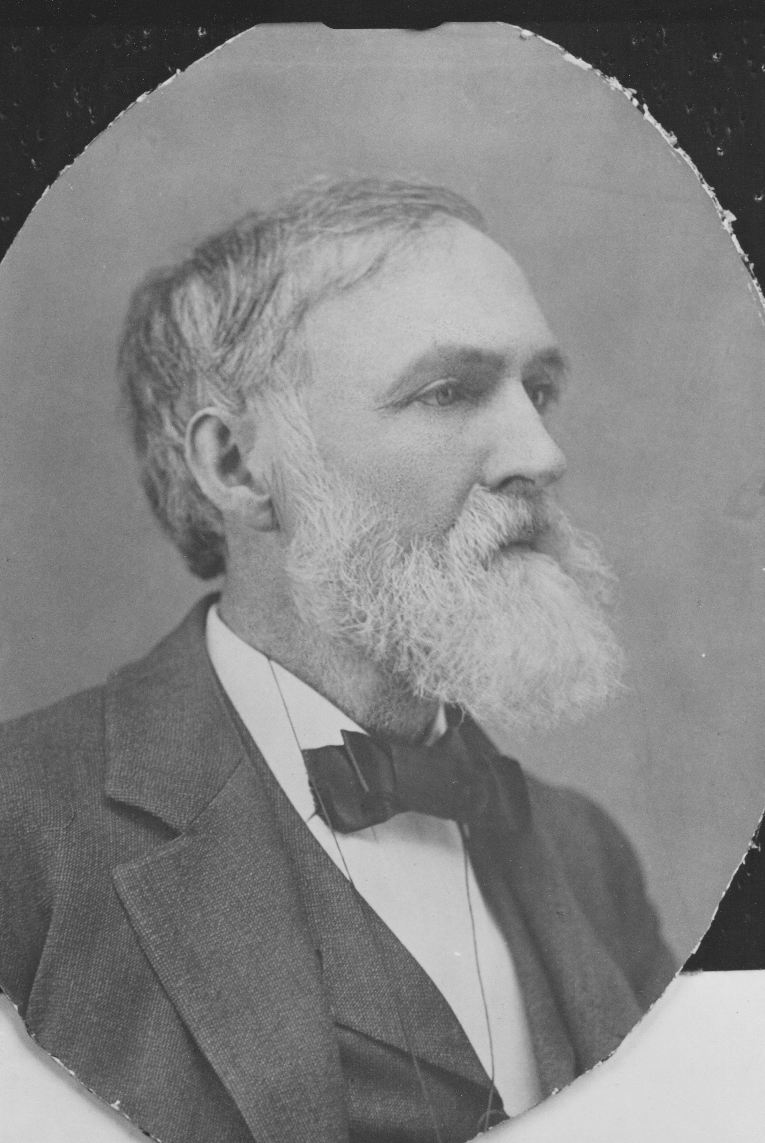 Charles P Tenney, son of John, Houlton pioneer and merchant
