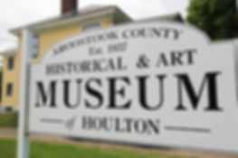Aroostook County Historical and Art Museum of Houlton