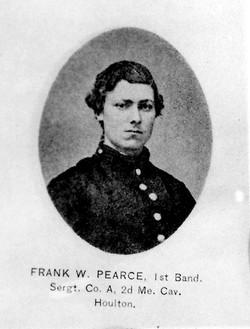 Frank W Pearce