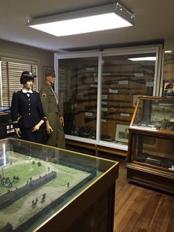 Military Room at ACHAM