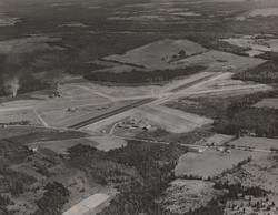Houlton air base aerial
