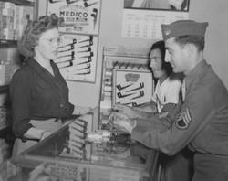 Houlton Army Air Base,Sept  24, 1943