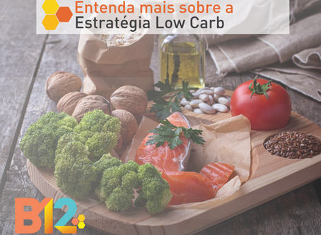 Estratégia Low Carb