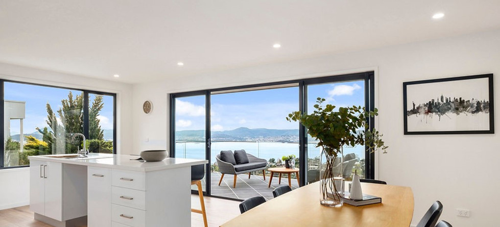 Complete refurb after fire - Sandy Bay 1