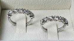 עיצוב תכשיטים - טבעות יהלומים