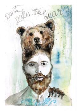 Don't poke the bear