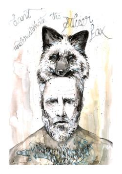 Don't underestimate the silver fox