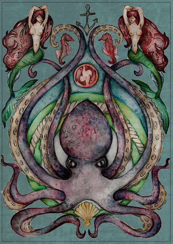 Art Noctopus
