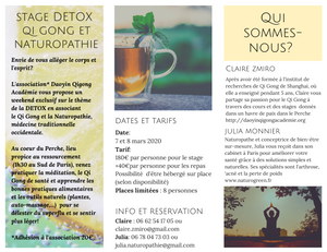 stage qi gong naturopathie detox