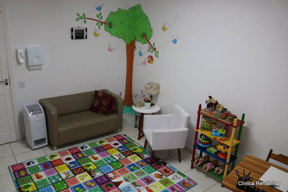Sala Equilíbrio (Psicologia/ Neuropsicologia)