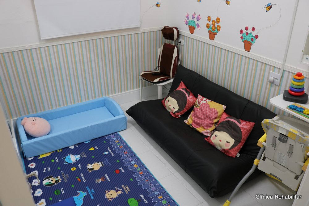 Sala Tranquilidade (Sala de Apoio)