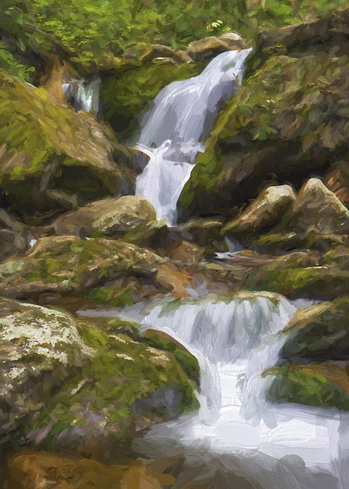 Grotto Creek