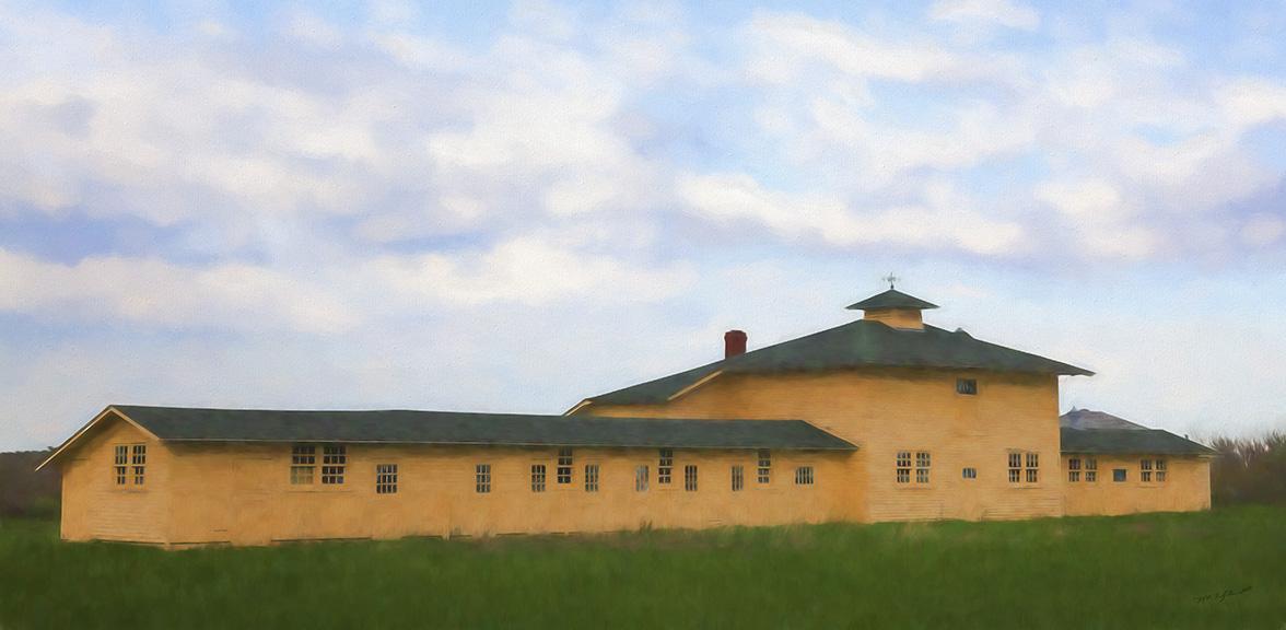 Yellow Barn Series 1