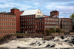 Sacco River Falls and Mill