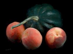 Peaches and Squash