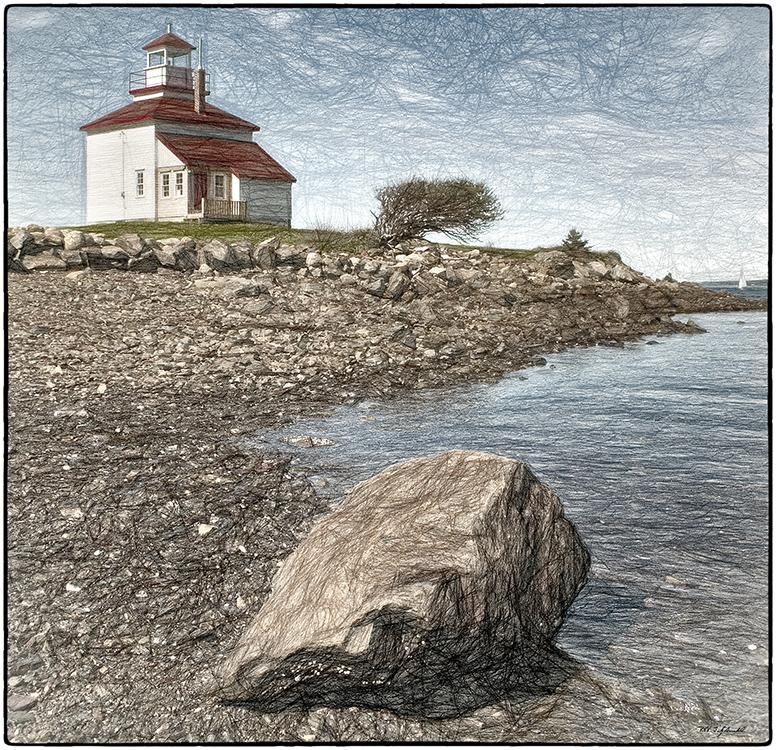 Lighthouse Rock