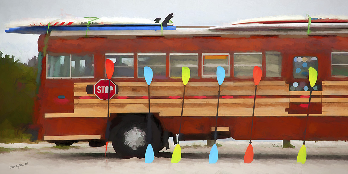 Paddle Bus