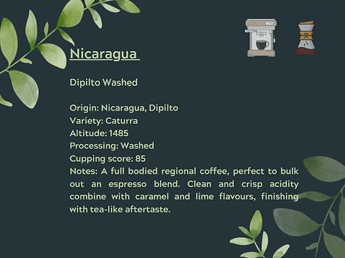 Single Origin Espresso- Nicaragua
