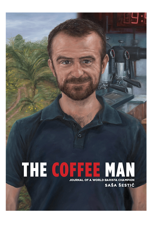 The Coffee Man book